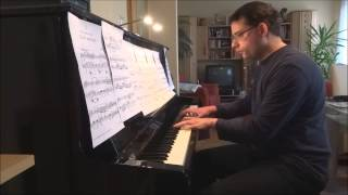 Rota: The Legend Of The Glass Mountain - Piano Solo Version