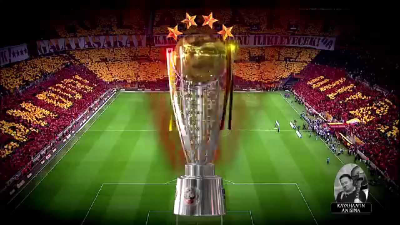 2014 - 2015 Sezonu Şampiyonu Galatasaray!