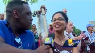 Video: Artscape crowd goes crazy for Sheila E.