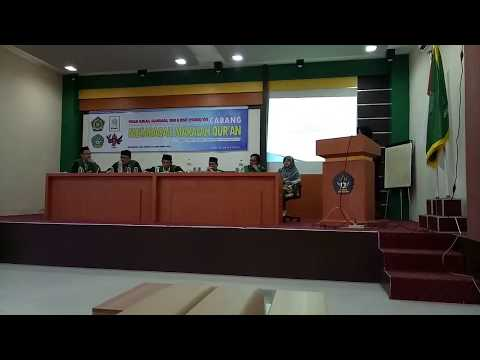Juara 1 Makalah Al Quran PIONIR 2017 part 2