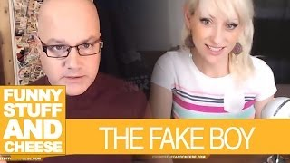 THE FAKE BOY - Funny Stuff And Cheese #105 Thumbnail