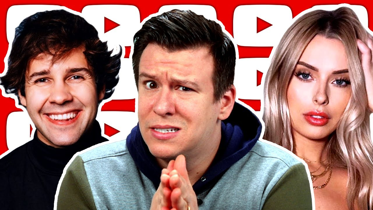 David Dobrik lost YouTube subscribers amid Vlog Squad allegations