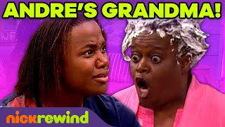 Andre's Grandma Freaking Out for 5 Minutes 👵 Victorious