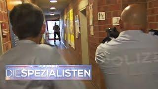 Waffengebrauch bei spektakulärem Entführungsfall | Auf Streife - Die Spezialisten | SAT.1 TV
