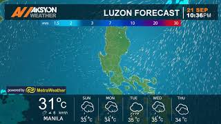 TV5 Weather Report