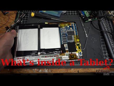 Cube U30T Tablet Teardown