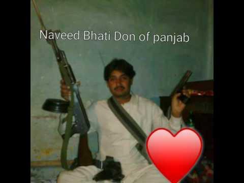 Naveed bhati Don of Panjab