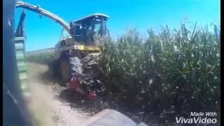 Kukurydza 2016 Mega wpadka John Deere