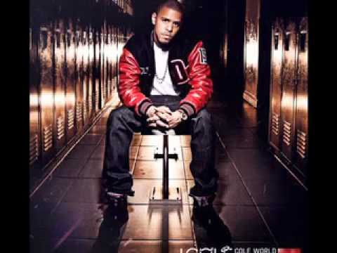 J. Cole - Daddys Little Girl ( Cole World The Sideline Story )