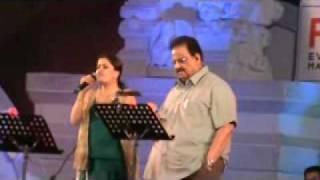 Download Hindi Video Songs - SPB and chaitra singing in vasanthotsava show