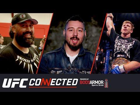 UFC Connected: Исраэль Адесанья в City Kick Boxing, Марк Диакеси, Дэн Харди, Майк Браун