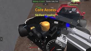Car Crushers 2 Beta derby arenas [Roblox]