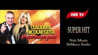 Nicolae Guta si Claudia - Pupa-ma pe gura [oficial audio]manele noi 2014