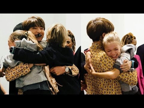 BTS Jungkook's Sweet Reaction To Little Kids Get Attention of Worldwide