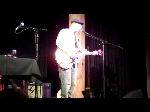 Doesn't take a whole day - foy vance at the Salzhaus Brugg, Switzerland