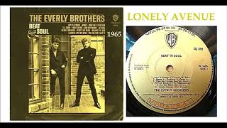 Watch Everly Brothers Lonely Avenue video