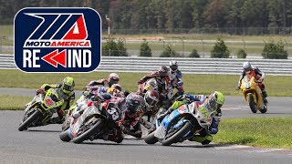 MotoAmerica Rewind: New Jersey EBC Brakes Superbike - As Seen on FS2