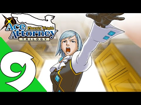 Phoenix Wright: Ace Attorney Trilogy Walkthrough Gameplay Part 9 - Case 9 & Game 2 Ending (PC)