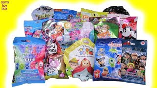 Blind Bags OPENING Toy Surprises Paw Patrol Mickey Mouse Trolls Minions My Little Pony PJ MASKS