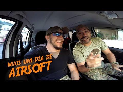 Operação Black Forest no Rio de Janeiro | GSG9 Airsoft | Último RASFA do Ano