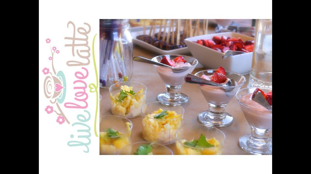 Vlogust 2014 day 29 mini tasting breakfast food bar ideas youtube - Mini bar cuisine ...