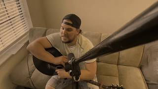 Chris Lane - I Don't Know About You (cover) by Dustin T Blanchard