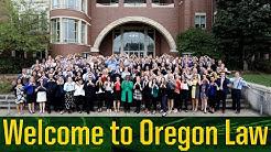 Why choose Oregon Law?