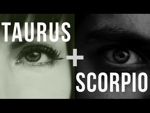Scorpio and Taurus Love Compatibility: The Clash of Autumn vs