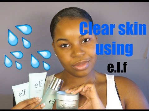 Elf and Khiels Skincare Transformed my skin!!