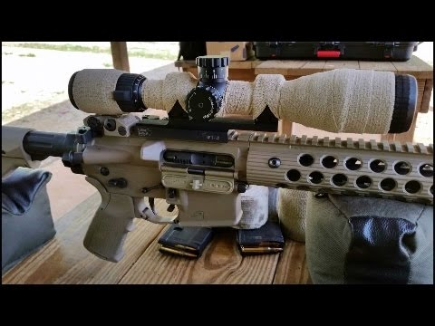 Building My Ultimate AR-15 | Accuracy Testing