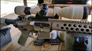 Aufbau Meines Ultimativen AR-15 | Genauigkeit Testen
