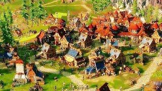 The Settlers Gamescom 2018 Live Announce Trailer Gamescom 2018