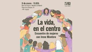 Acto: #LaVidaEnElCentro