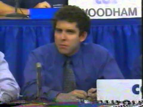 Cox Communications Academic Challenge 1999 - Woodham vs. Washington (prelims)