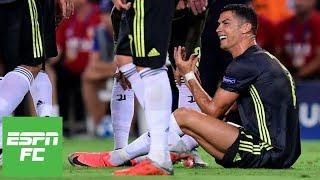 Serie A weekend preview: How will Cristiano Ronaldo react to red card? | ESPN FC