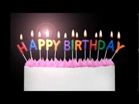 Happy birthday - Nhạc nền chuẩn cho bé