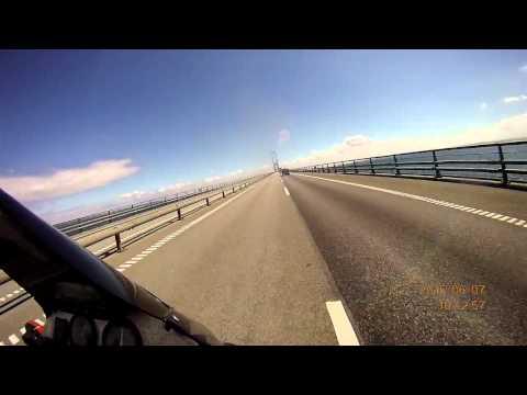 Denmark - Nyborg Bridge