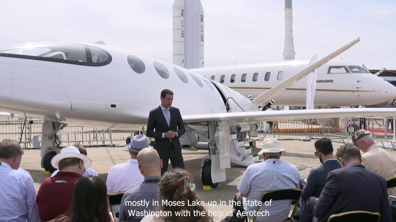Electric commuter jet coming to Moses Lake Airport