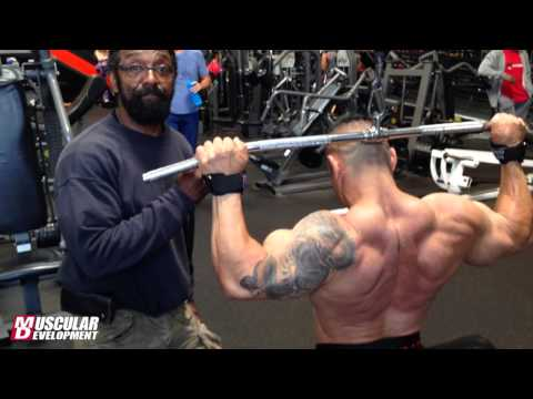 how to get huge rear delts