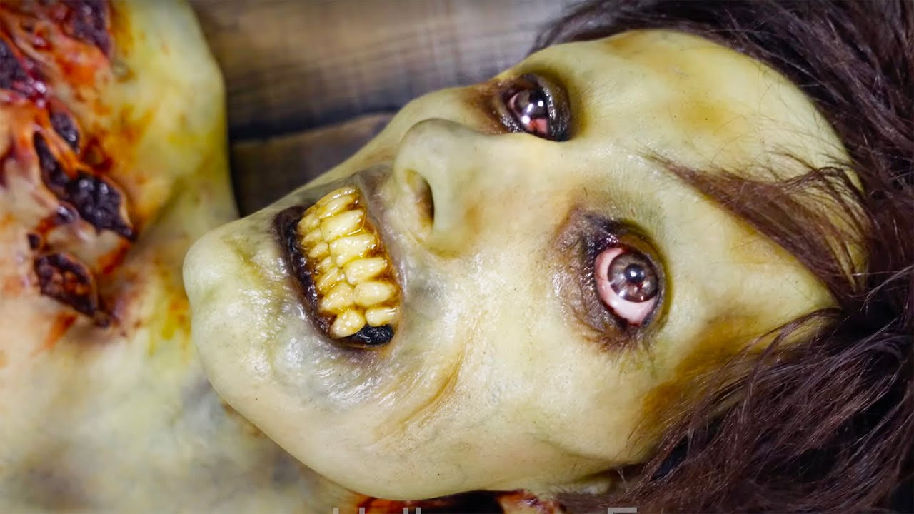Halloween 2021 Transworld Tour Full of Horror Props, Haunt Animatronics and Costumes