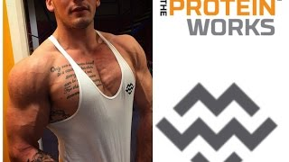 The Protein Works Whey Protein Supplement Review - Fit Macros / Gym Workout Split
