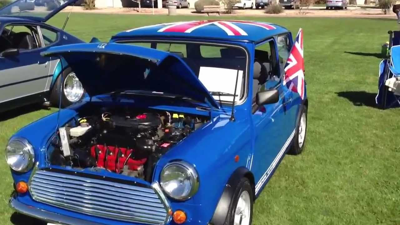 1995 Rover Mini 13liter 4 Cylinder Engine Youtube