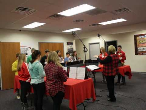 Our 102.3 WSUS Christmas Concert Series: Long Pond School Bell Choir