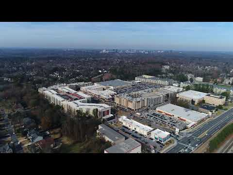 Town Brookhaven Drone Video