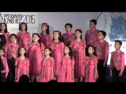 I Am The Earth-Glynn Lehman-By Patra Dharma Yunior Choir-Balikpapan