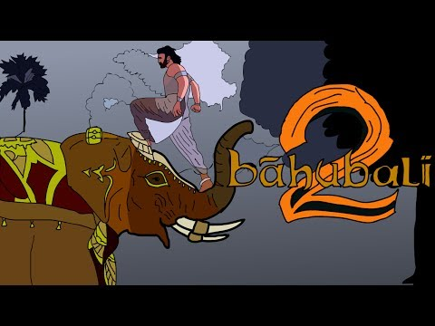 Baahubali 2 - The Conclusion | Animation Trailer | S.S. Rajamouli | Prabhas, Rana | Animation