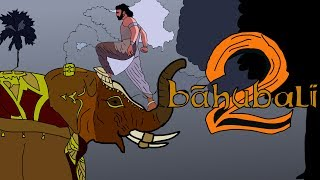 Baahubali 2 - The Conclusion   Animation Trailer   S.S. Rajamouli   Prabhas, Rana   Animation