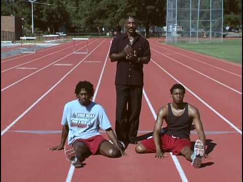 Training for Track and Field Sprints Hurdles and Relays - Coach Harvey Glance - 105 Minute Video