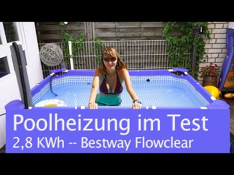 58259 Bestway Poolheizung elektrisch 2.800W