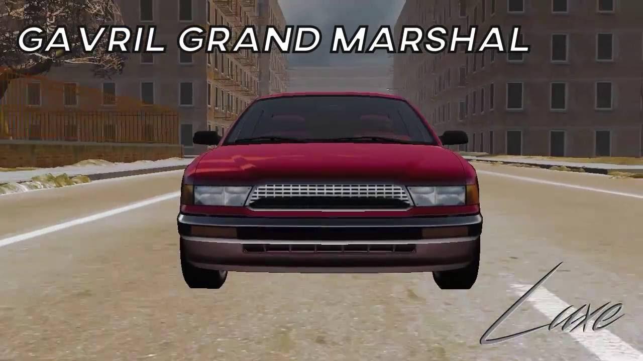 Gavril grand marshal luxe showcase youtube gavril grand marshal luxe showcase sciox Choice Image